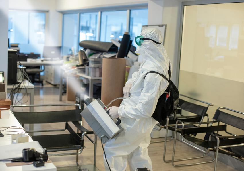 COVID 19 - Commercial Pest Control & Sanitization Service